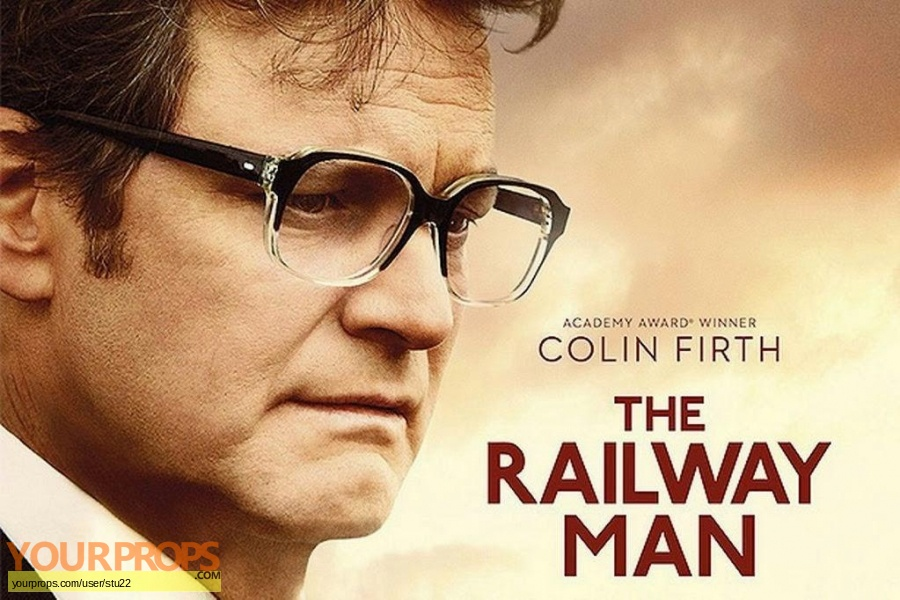 The Railway Man original production material