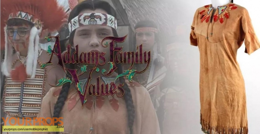 Addams Family Values original movie costume