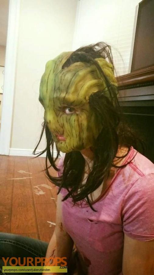 The Mask Reboot original movie prop