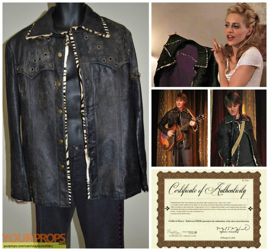 Uptown Girls original movie costume
