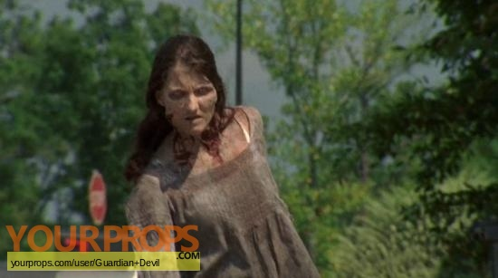 The Walking Dead original make-up   prosthetics