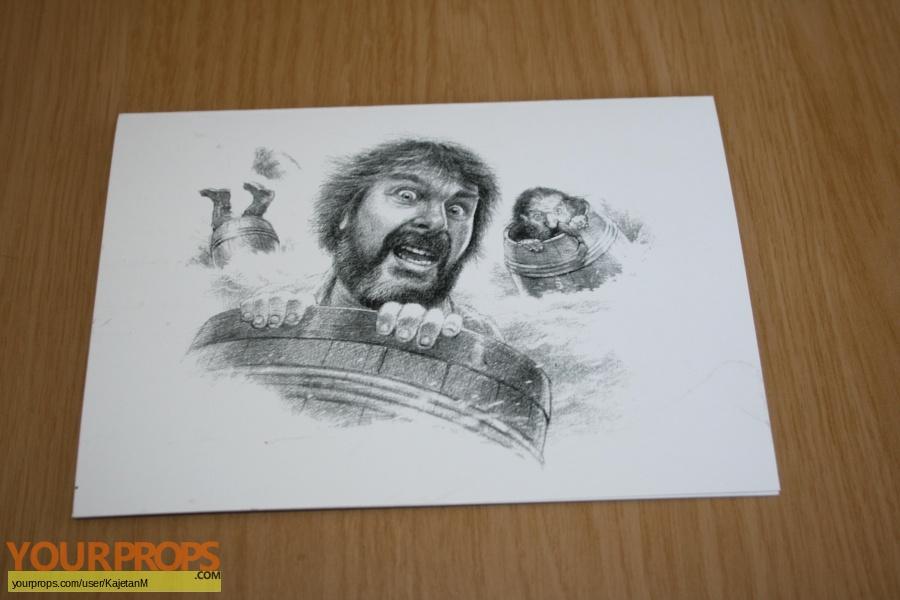 The Hobbit  The Battle of the Five Armies original film-crew items