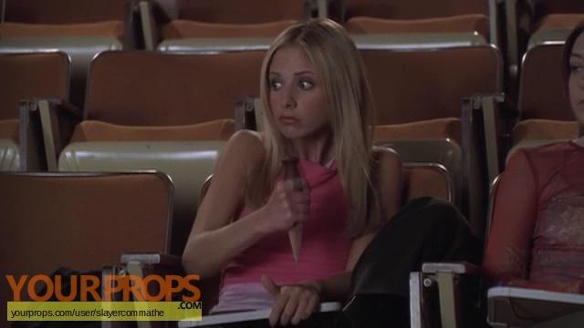 Buffy the Vampire Slayer replica movie prop weapon