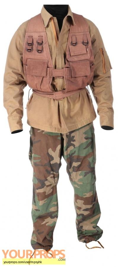 Predator original movie costume