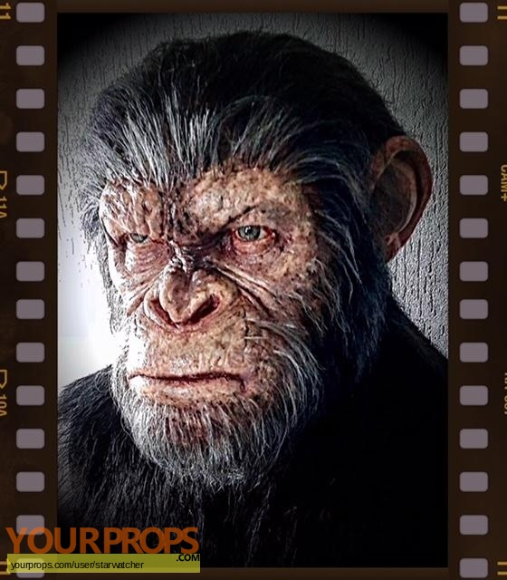 War for the Planet of the Apes made from scratch model   miniature