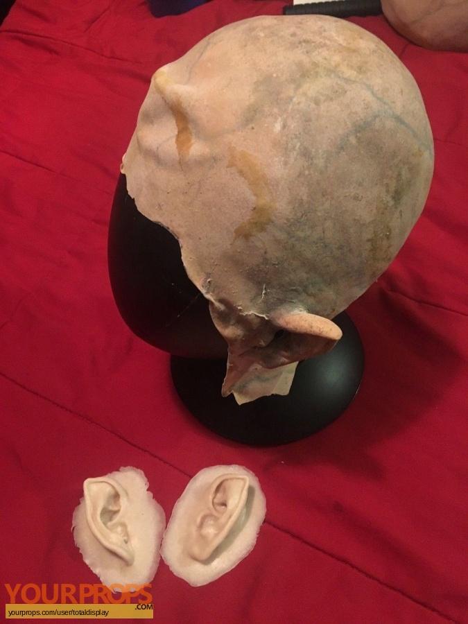 The Strain original make-up   prosthetics