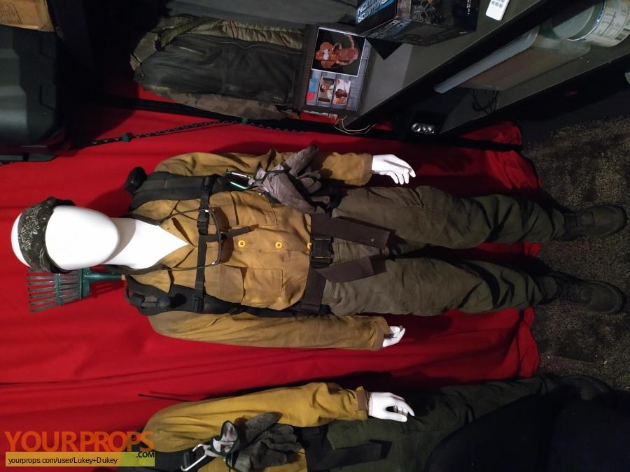Only the Brave original movie costume