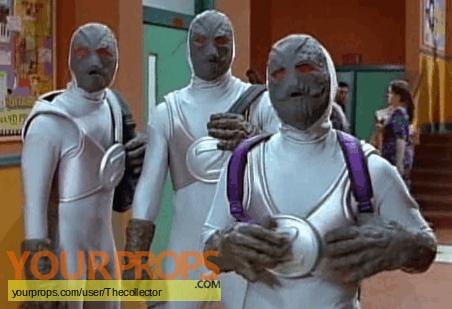 Mighty Morphin Power Rangers original movie prop