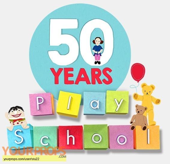 Play School original production material