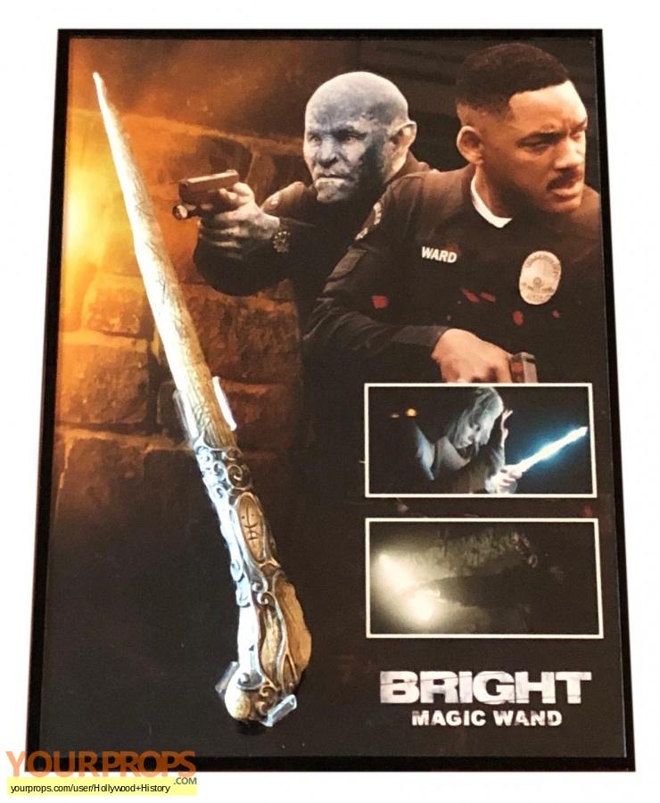 Bright original movie prop