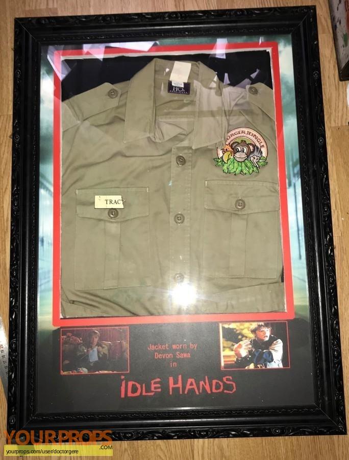Idle Hands original movie costume