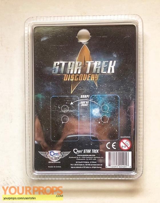 star trek Discovery replica movie prop