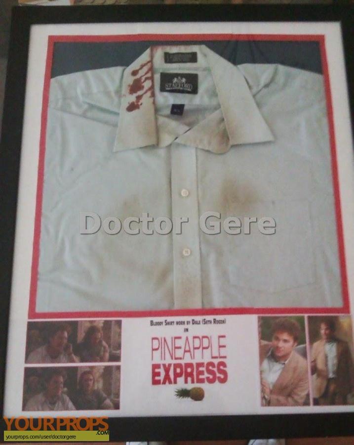 Pineapple Express original movie costume