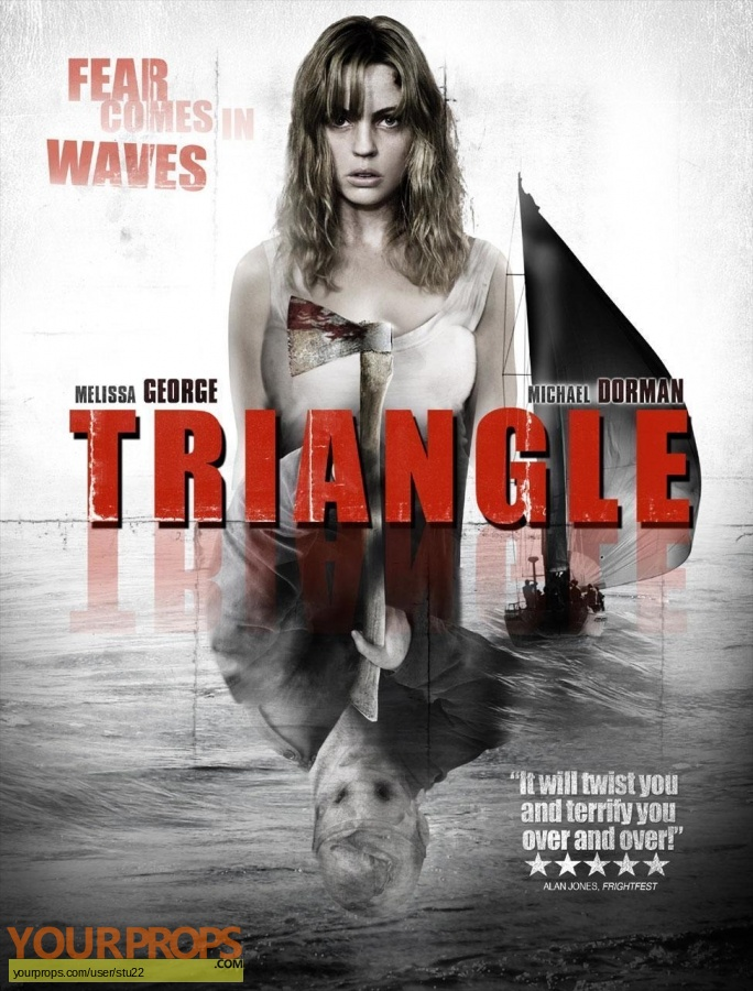 Triangle original production material