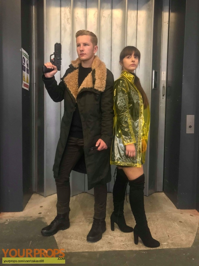 Blade Runner 2049 replica movie costume