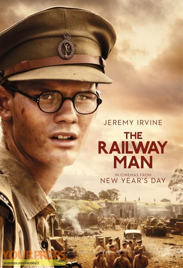 The Railway Man original movie costume