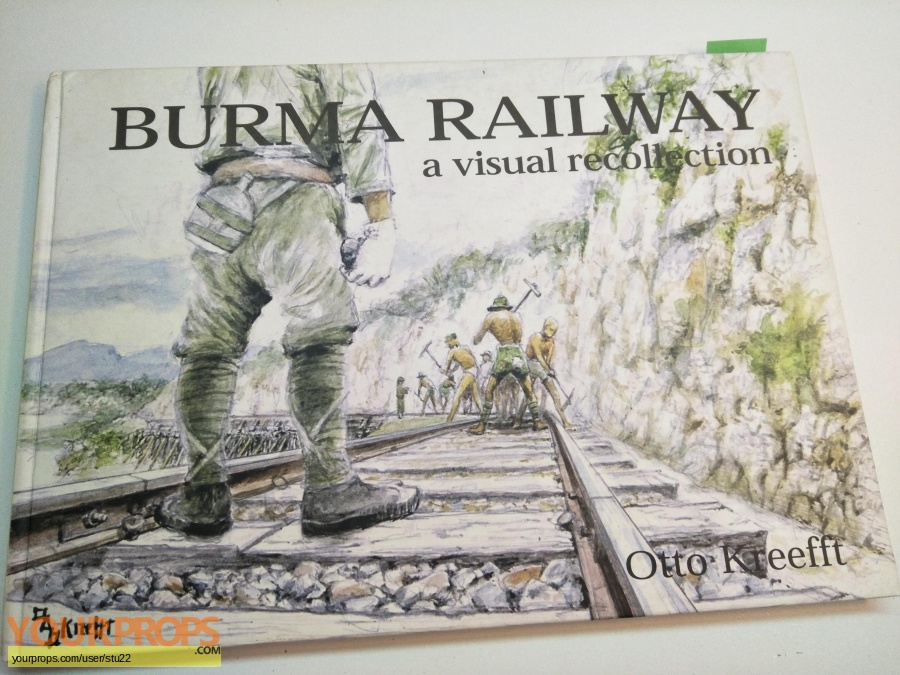 The Railway Man original production material