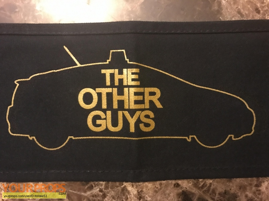 The Other Guys original movie prop