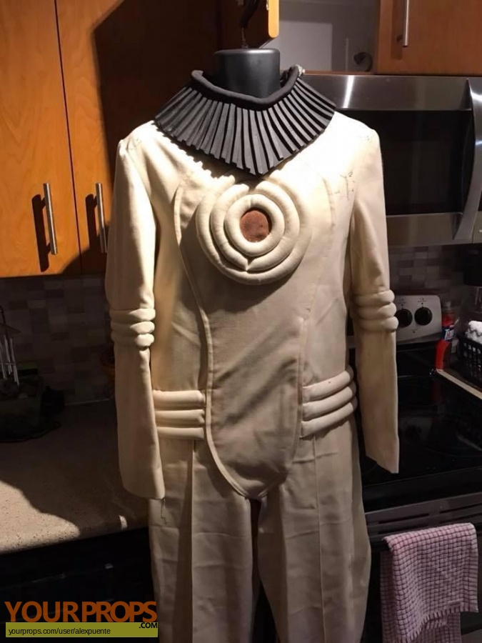 Star Trek II  The Wrath of Khan original movie costume