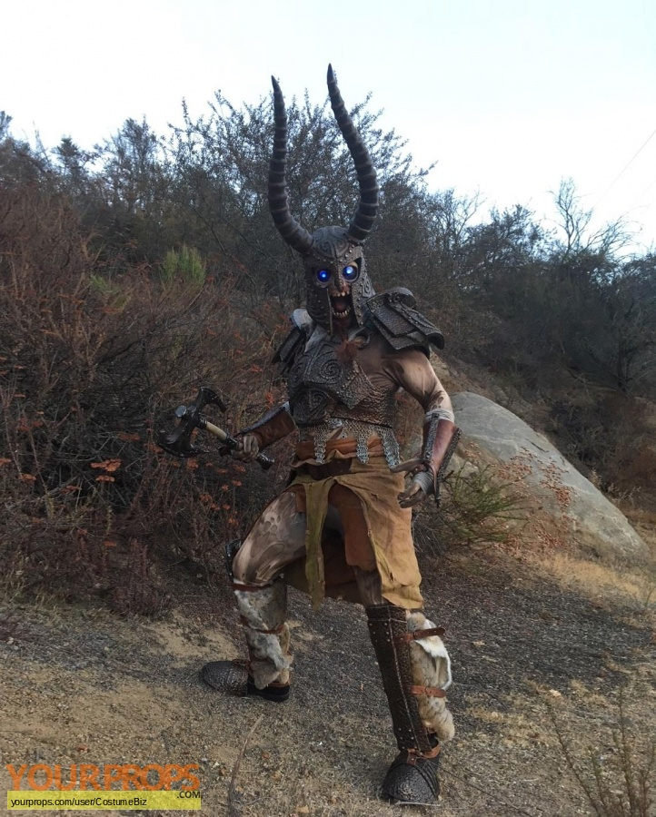 Elder Scrolls  Skyrim (video game) made from scratch movie costume