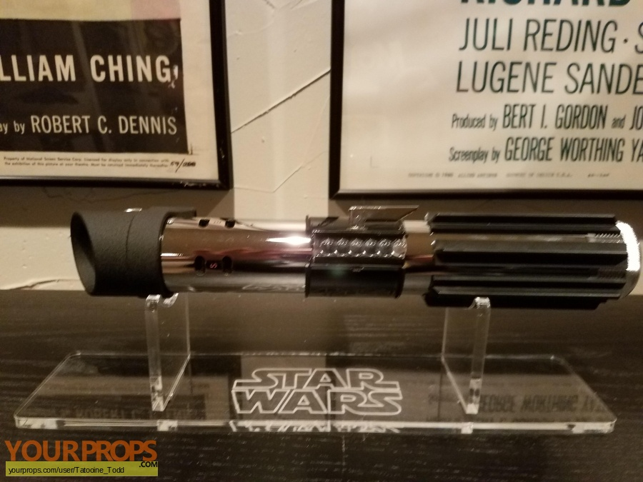 Star Wars The Empire Strikes Back replica movie prop weapon