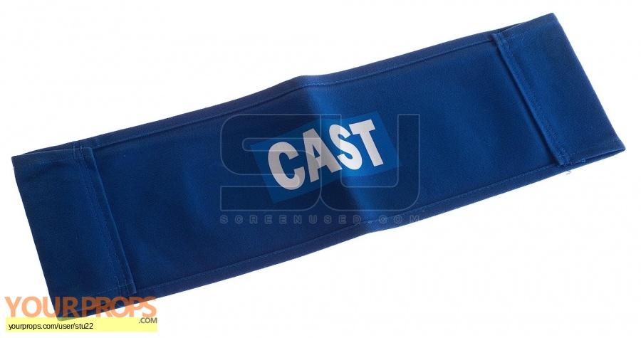 Fracture original film-crew items