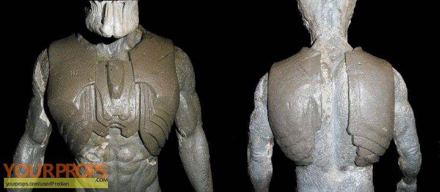 Aliens vs  Predator original production material