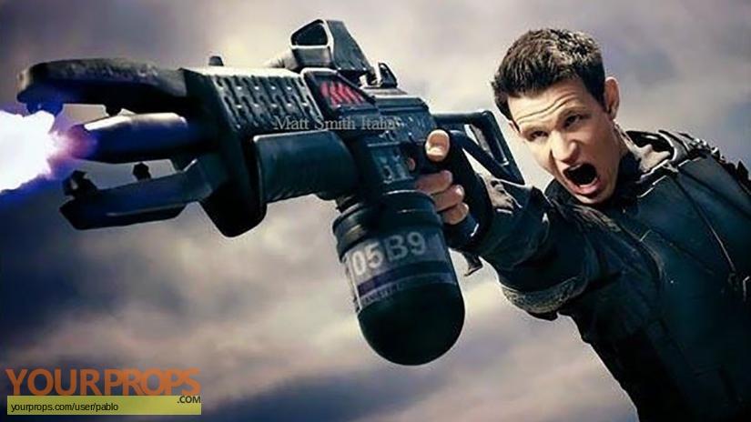 Terminator Genisys original movie prop