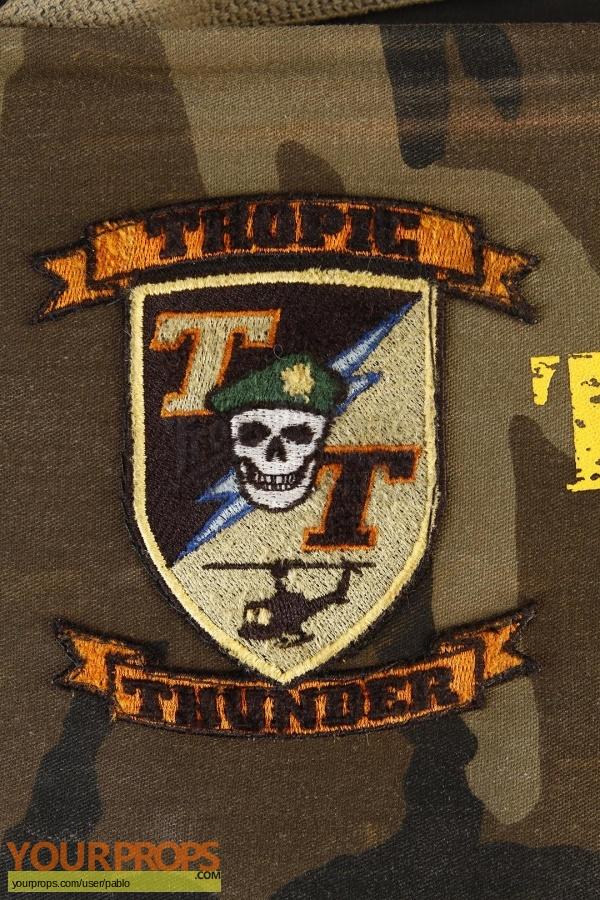 Tropic Thunder original movie prop