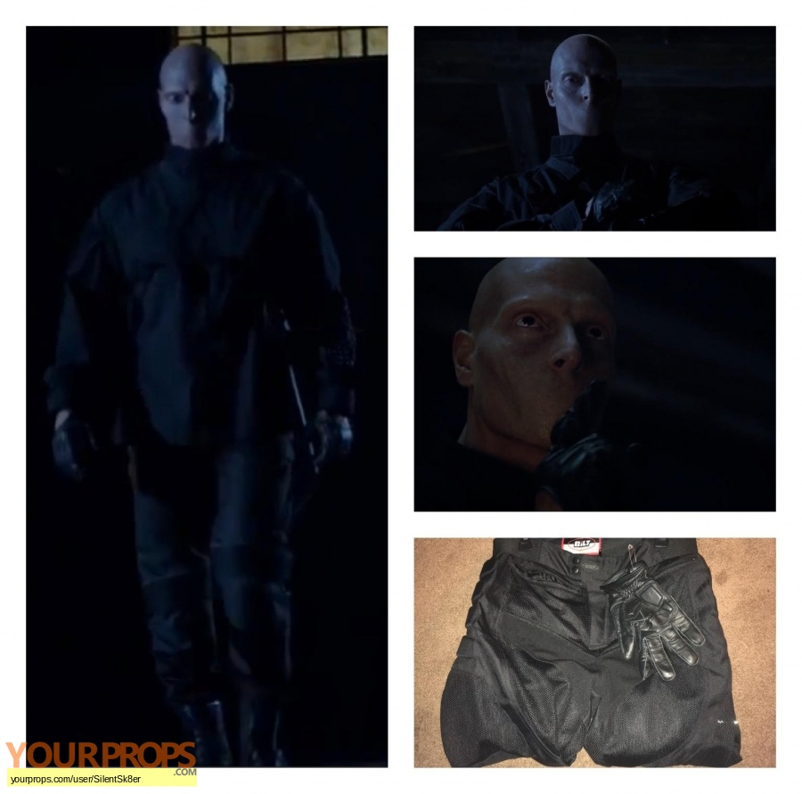 Teen Wolf original movie costume