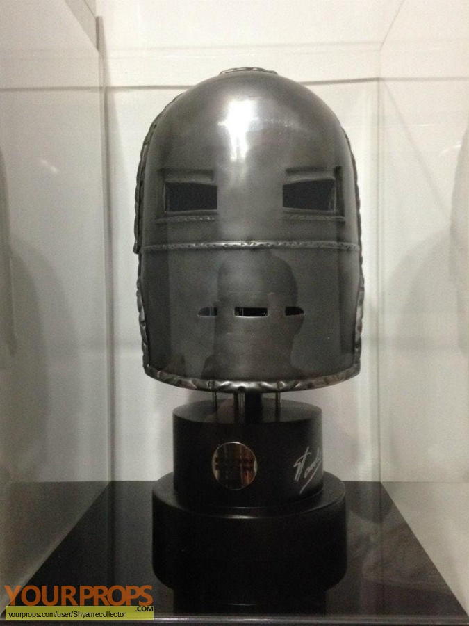 Iron Man replica movie prop