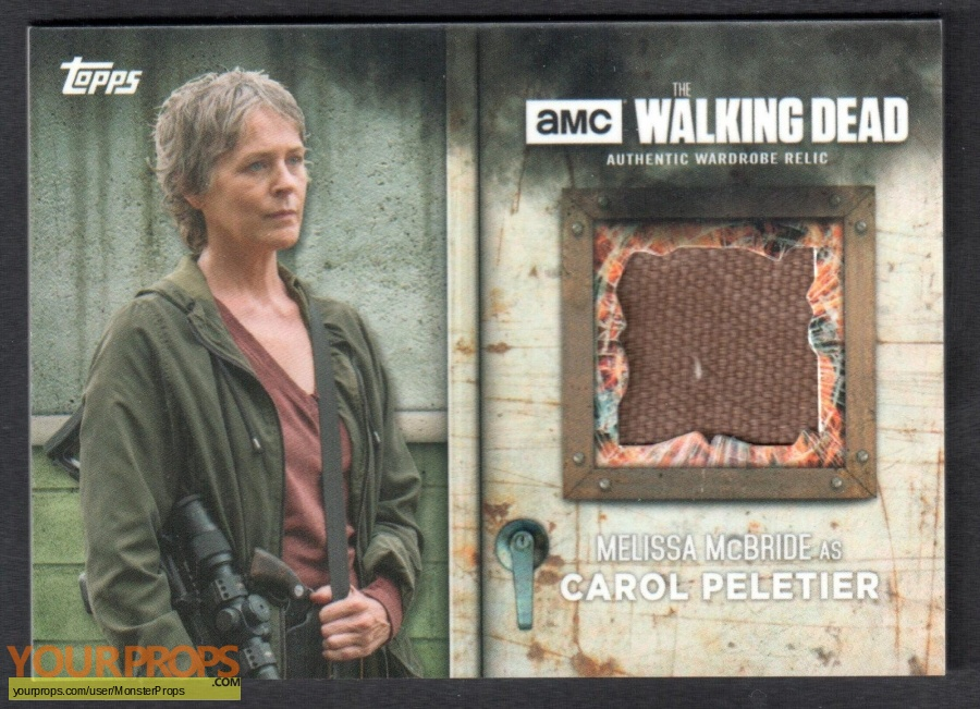 The Walking Dead swatch   fragment movie costume