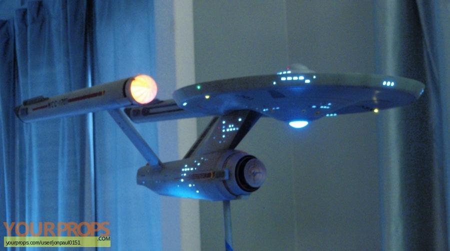 Star Trek The Original Series replica model   miniature