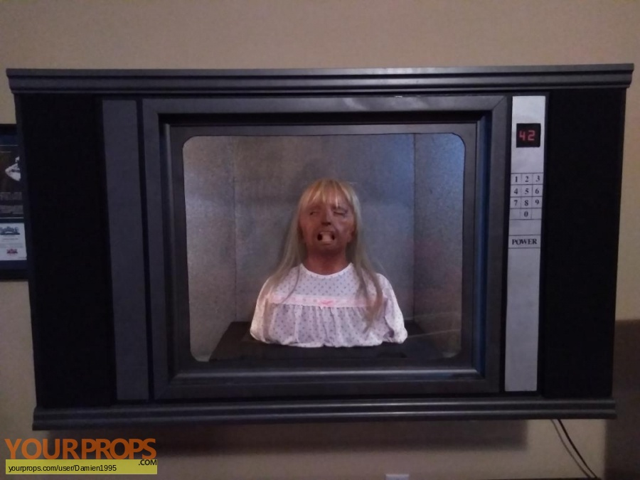 Poltergeist 2  The Other Side original movie prop
