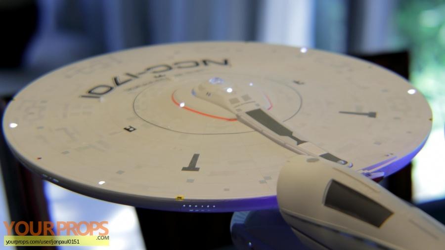 Star Trek Into Darkness replica model   miniature