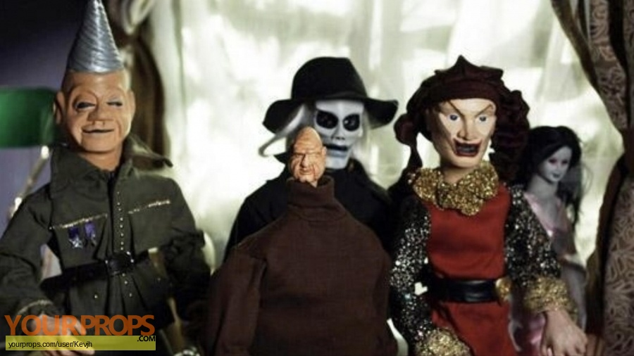 Puppet Master 9  Axis of Evil original movie prop