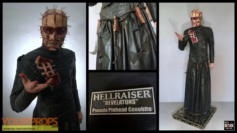 Hellraiser  Revelations original movie costume