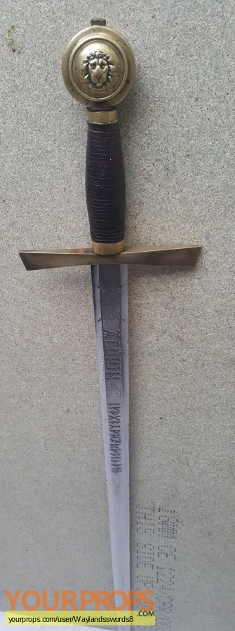 Robin of Sherwood original movie prop weapon