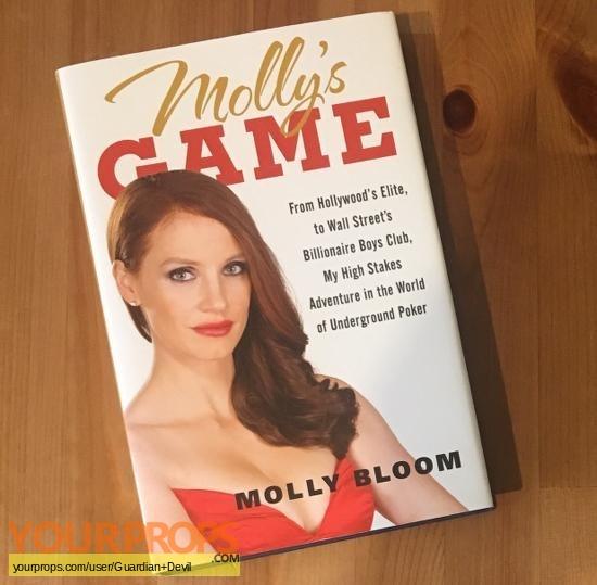 Molly  146 s Game original movie prop