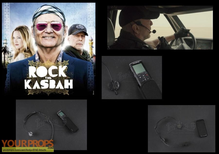 Rock The Kasbah original movie costume