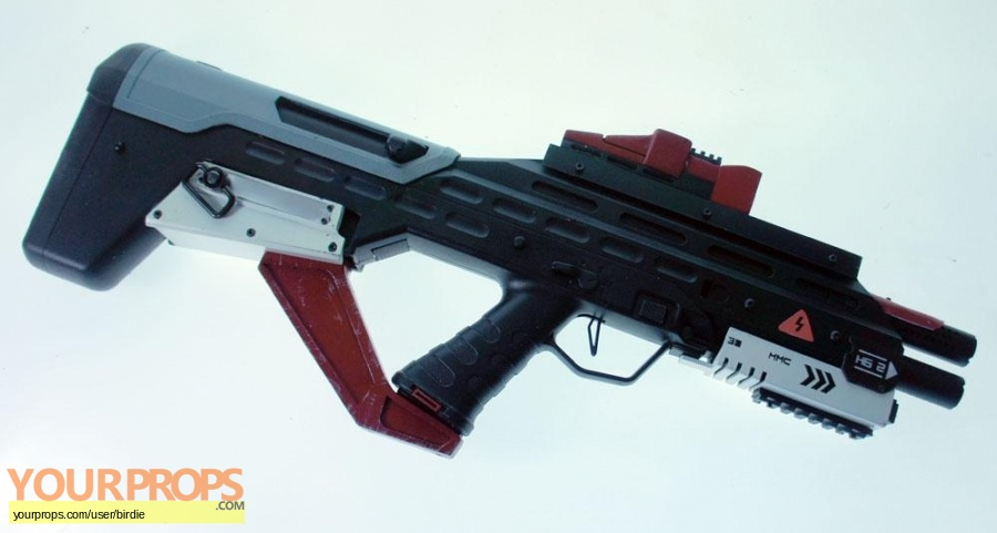 The Expanse made from scratch movie prop weapon