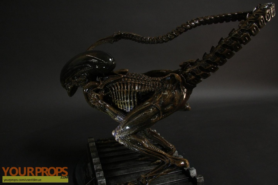 Alien 3 original production material