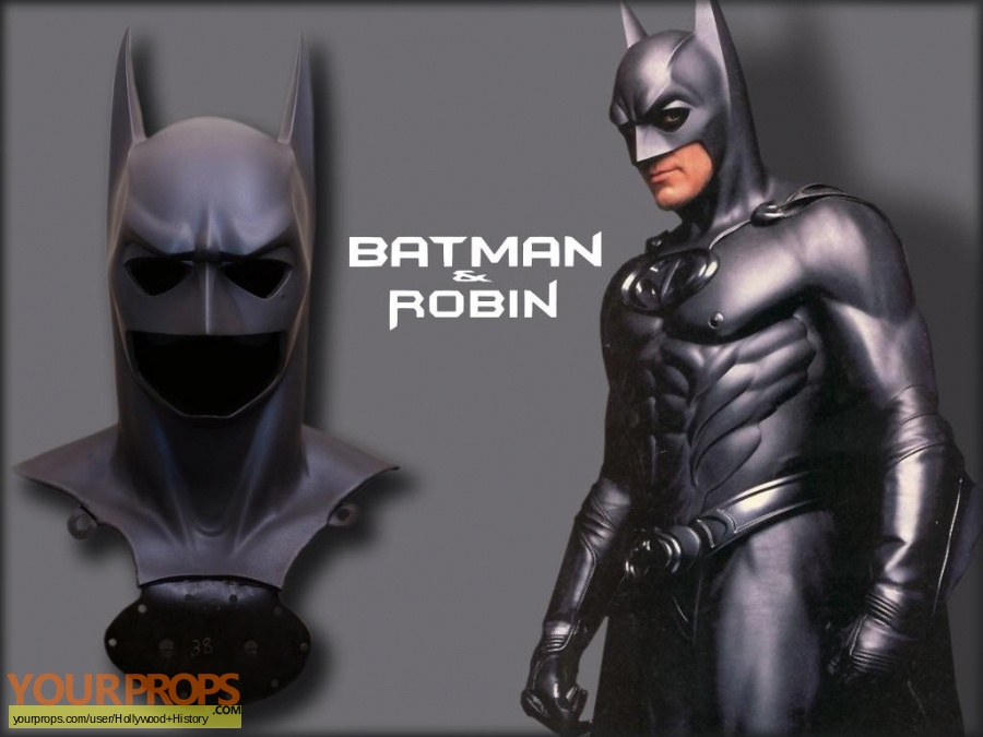 Batman   Robin original movie costume