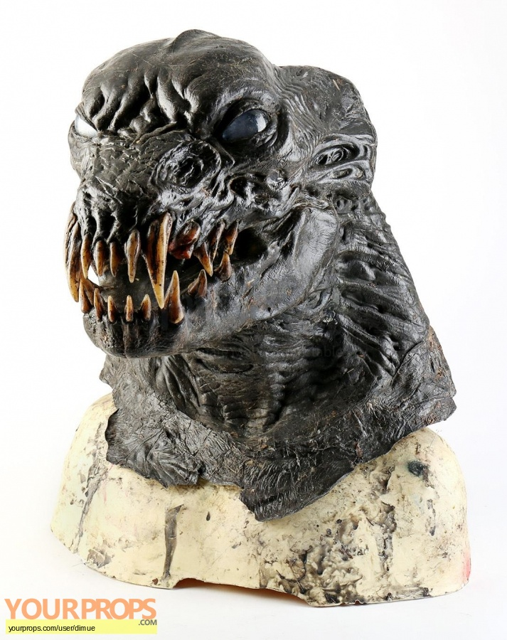 The Monster original movie prop