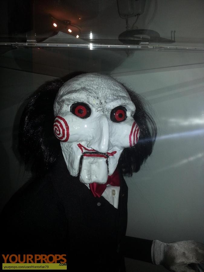 Saw II replica movie prop