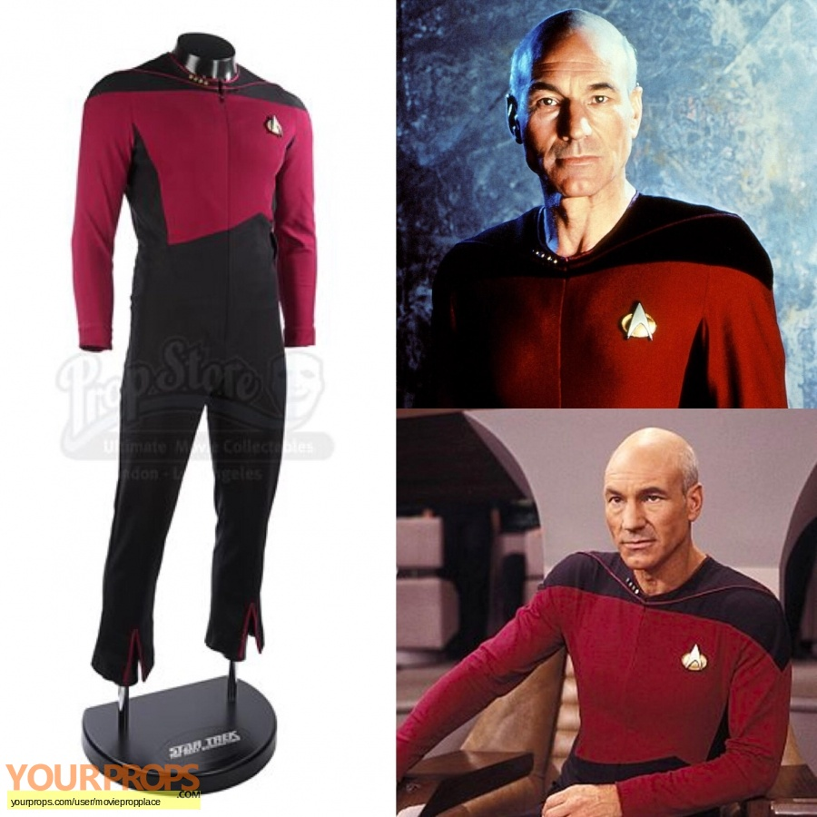 Star Trek - The Next Generation original movie costume