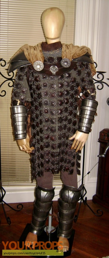 In the Name of the King  A Dungeon Siege Tale original movie costume