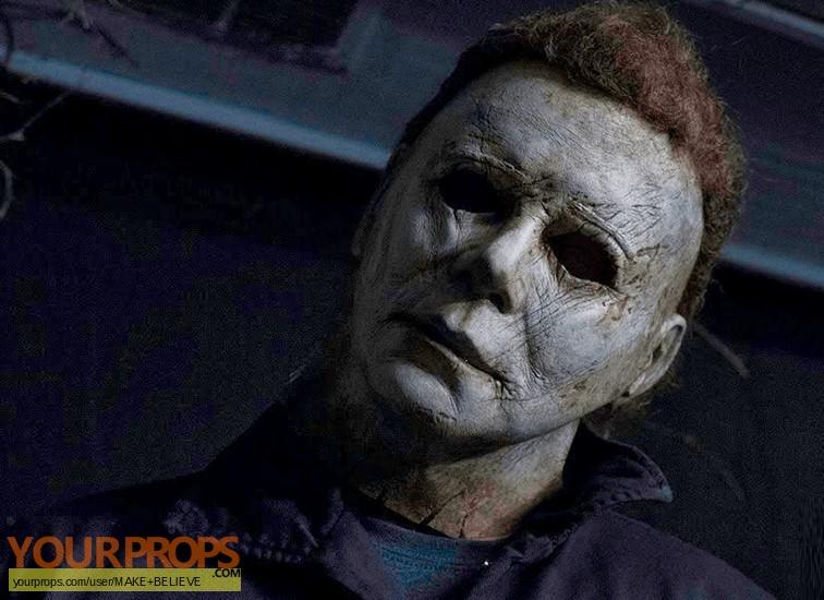 Halloween 2018 replica make-up   prosthetics