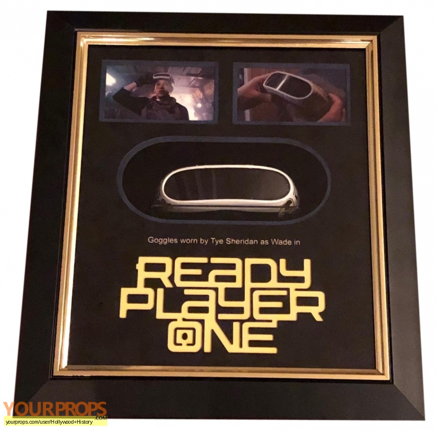 Ready Player One original movie prop