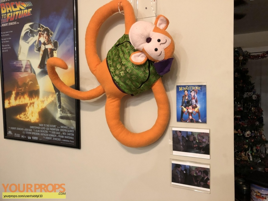 Monkeybone original movie prop